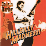Hillbilly Madness Cover